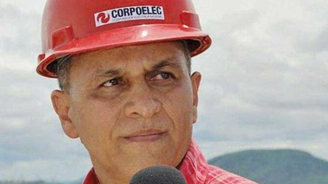 Igor Gavidia, Ministro de Energía Eléctrica y Presidente de Corpoelec