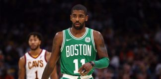 Kyrie Irving, Boston Celtics