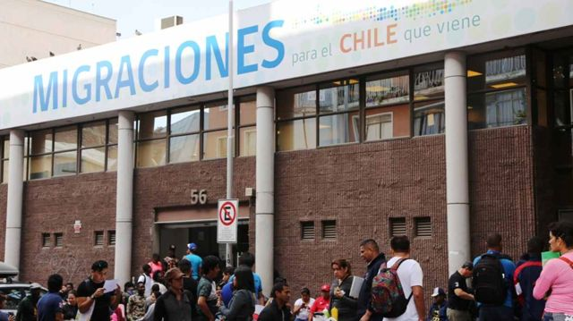 Migraciones, Chile