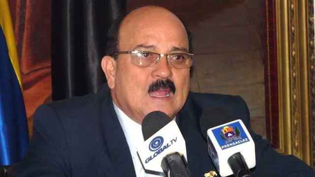 Presidente de la Federación Venezolana de Maestros, Orlando Alzuru.