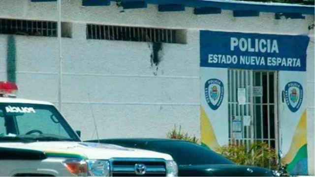 Policía de Nueva Esparta