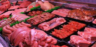 Carnicería, carne