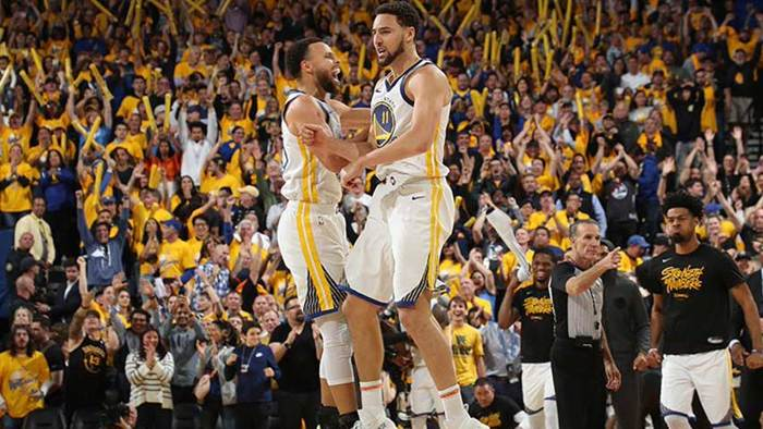 Curry y Thompson, Golden State Warriors