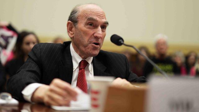 Elliott Abrams anuncia sanciones de Estados Unidos a más funcionarios venezolanos