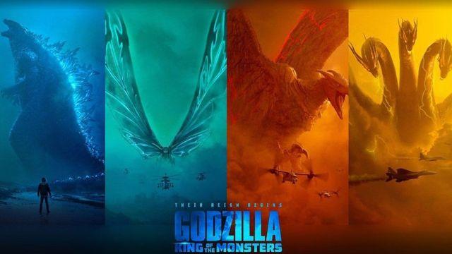 Godzilla: El Rey de los Monstruos