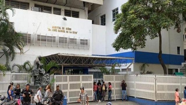 Hospital José Manuel de los Ríos