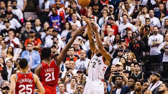 Kawhi Leonard, Toronto Raptors