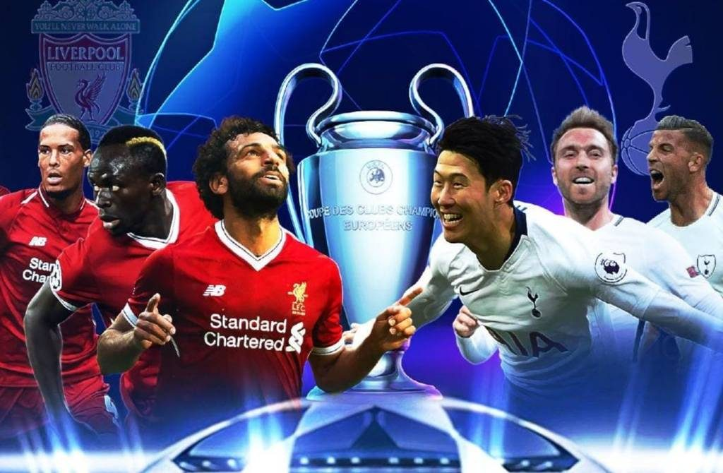 Liverpool vs Tottenham, Final de la UEFA Champions League