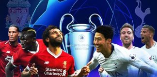 Liverpool vs Tottenham, Final de la UEFA Champions League