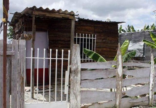 Lugar donde fue hallada muerta a Yarkelis Jaramillo.