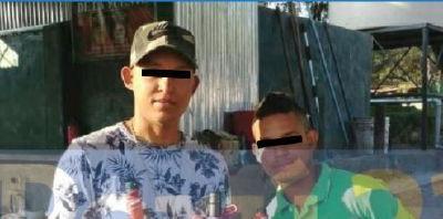 Venezolanos sospechosos de un crimen en Perú.