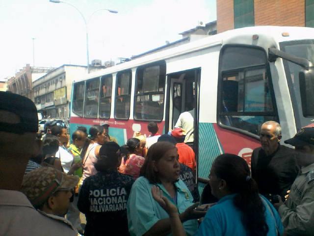 aumento de pasaje en trasporte publico