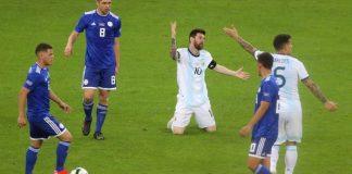 Argentina vs Paraguay, Copa América Brasil 2019