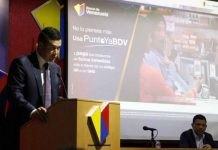 Presidente del Banco de Venezuela