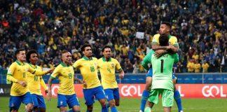 Brasil, Copa América 2019.