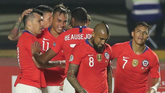 Chile venció a Japón