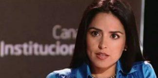 Periodista colombiana Claudia Palacios