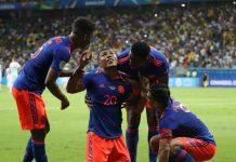 Selección de fútbol de Colombia
