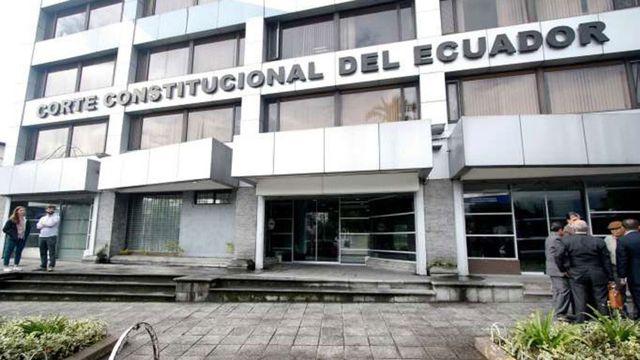 Corte Constitucional de Ecuador