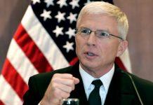 Craig Faller, Jefe del Comando Sur de Estados Unidos