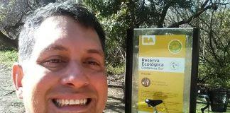 Periodista venezolano, Daniel Delgado