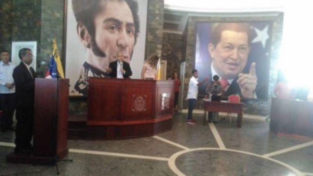 Consejo Legislativo del estado Vargas.