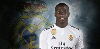 Ferlan Mendy, nuevo jugador del Real Madrid