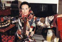 Diseñadora Gloria Venderbilt