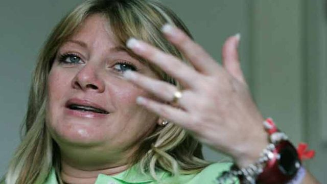 Fabiana Rosales vuelve a Venezuela