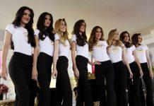Candidatas para el Miss Venezuela