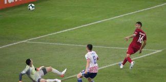 Paraguay vs Catar, Copa América Brasil 2019