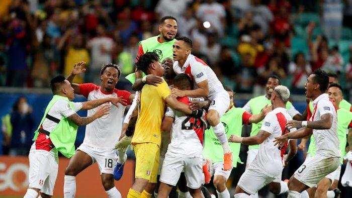 Perú. Copa América Brasil 2019
