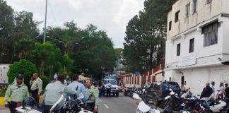 Policía de Miranda