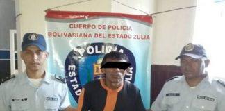 Sujeto detenido por asesinar a su hija con una cabilla.