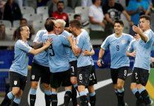 Selección de Uruguay, Copa América Brasil 2019