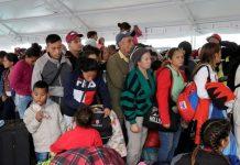 Flujo migratorio aumenta en Perú antes exigencia de visado.