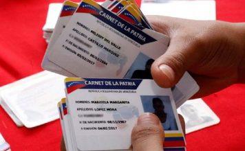 monto del Bono Amor por Venezuela