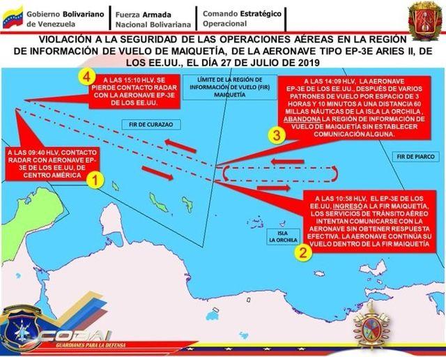 Mapa de incursión, Ceofanb