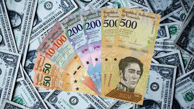 Dólar - Bolívar