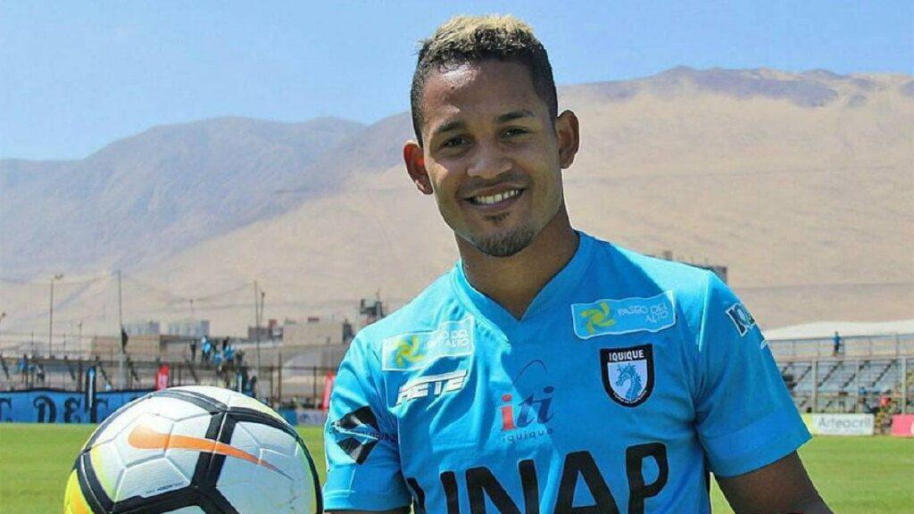 Edwuin Pernía, Futbolista de San Juan de los Morros