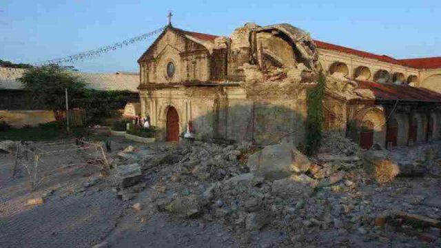 Terremotos en Filipinas