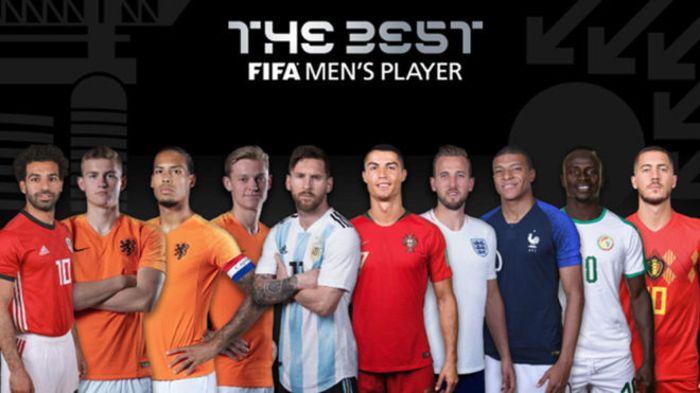 Finalistas al premio The Best