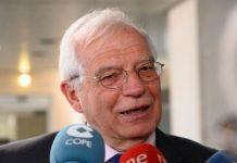Josep Borrel, Canciller de España