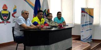Ministro del Deporte y Presidente de la LVBP