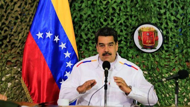 Maduro declaró cuarentena social en todo el país