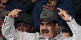 Nicolás Maduro - agustín blanco muñoz