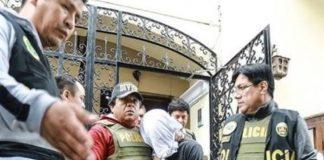 Venezolano detenido