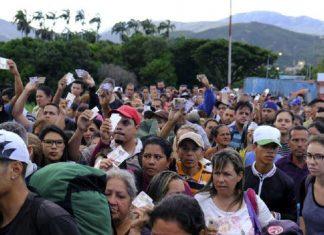 Venezolanos, Migración.