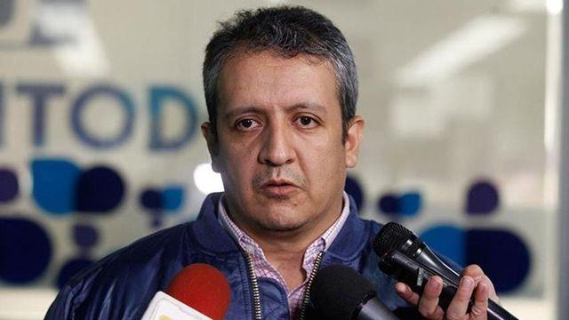 Willian Contreras, Ministro para el Comercio Nacional