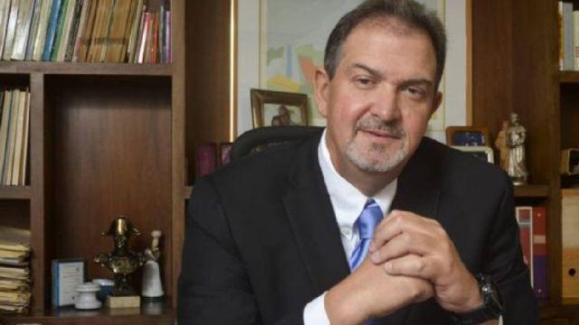 Adán Celis presidente de Conindustria.